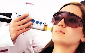 استفاده دستگاه لیزر پوست آی پی ال