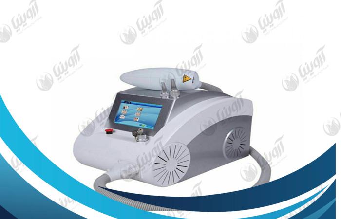 قیمت دستگاه لیزر کیوسوئیچ مدل کره ای و چینی