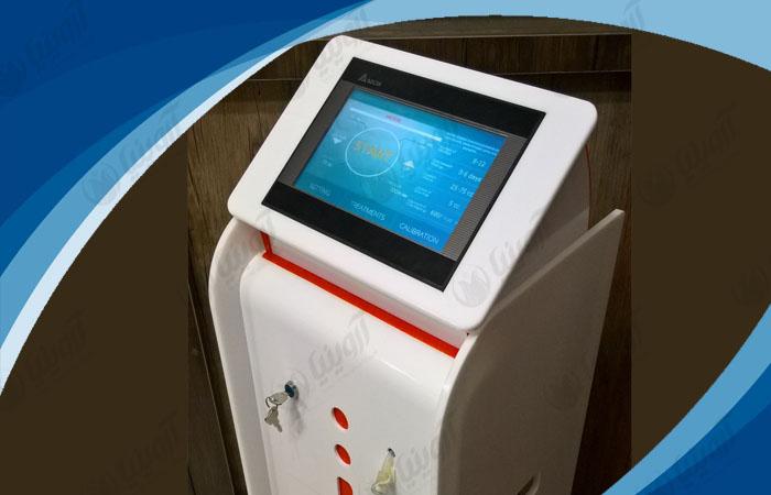 فروش انواع دستگاه های کربوکسی الوامد از کارخانه